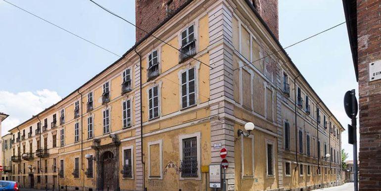 palazzo gazzelli facciata