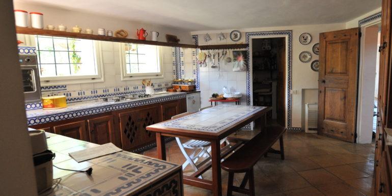 San Pantaleo cucina