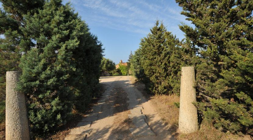 San Pantaleo Strada