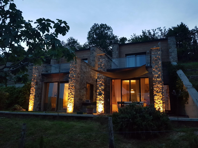 Eco villa a Pecetto