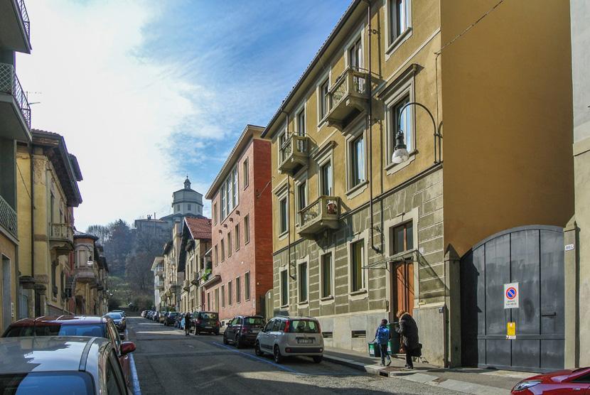Appartamento Gran Madre di Dio, Torino