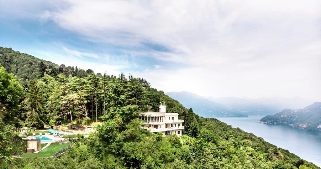 La Casa delle Nuvole, Lago di Como