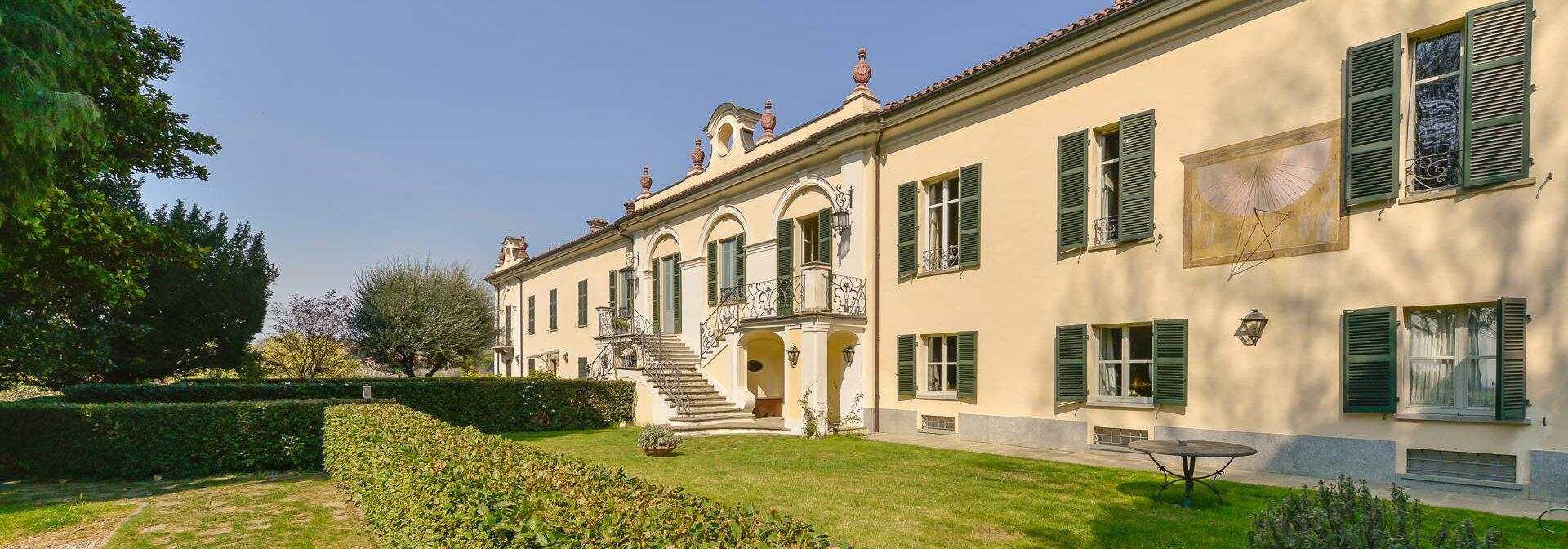 Esclusiva porzione di  Villa Cardinala, Moncalieri (TO)