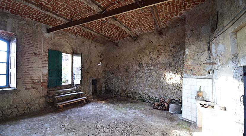 Medieval Palazzo In Monferrato Wine Country Kate Steel